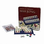 Mahjong Tin Box