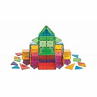 Magna Tiles Clear Colors 100pc