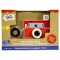 Fisher Price Disk Camera