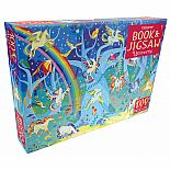 Bk & Jigsaw Unicorns 100pc