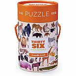 100pc 36 Wild Animals Puzz