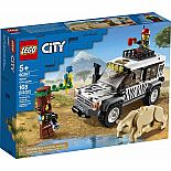 City GV Safari Off-Roader