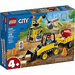 City GV Construction Bulldozer