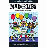 Mad Libs: Happy Birthday