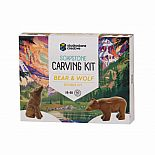 Soap Carving Kit Bear/Wolf