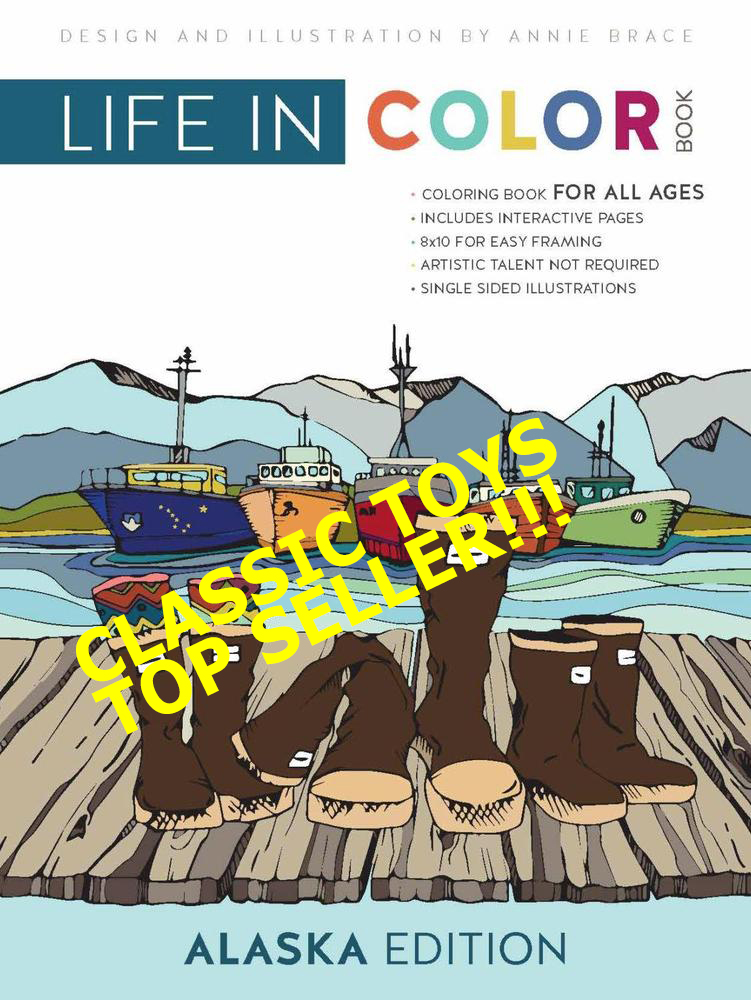 Life in Color Alaska Edition on Classic Toys - Toydango