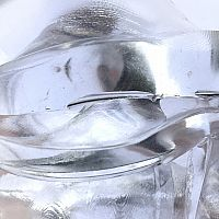 Crystal Clear Liquid Glass