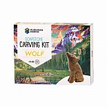 Soap Carving Kit Wolf