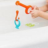 Cast Fishing Pole Bath Toy