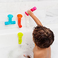 Pipes Building Bath Toy