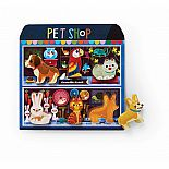 6pc Let's Play Pet Shop