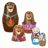Nesting Dolls Goldilocks